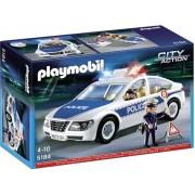 Playmobil Politiepatrouille met Zwaailicht - 5184