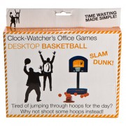 """Desk Top Basketball"""