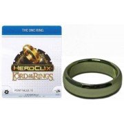Hero Clix: The One Ring Feat Card And Ring # S101 (Limited) Lord Of The Rings
