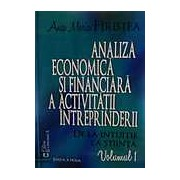 Analiza economica si financiara a activitatii intreprinderii Vol. 1