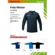 Givova - Tempo Libero Polo Winter