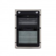 New World Stainless Steel Built In Gas Oven Separate Grill