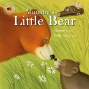 Square Paperback Book - Mummy's Little Bear by NORTH PARADE PUBLISHING
