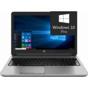Laptop HP ProBook 650 G2 i5-6200U 500GB 4GB Win10Pro Fingerprint