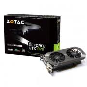 ZOTAC GEFORCE GTX 970 4GB GDDR5 GRAFIKKARTE PCIE 2XDVI/HDMI/DP