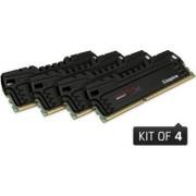 Memorie HyperX Beast 32GB Kit 4x8GB DDR3 1866Mhz CL10 XMP