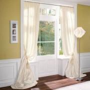 """Vorhang """"Tanita"""", 1 Vorhang, 127 x 280 cm - Sahne"""