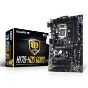 Gigabyte GA-H170-HD3 DDR3 Carte mère Intel ATX Socket 1151
