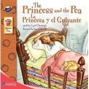 The Princess and the Pea/La Princesa del Guisante by Carol Ottolenghi