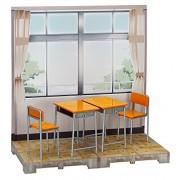 FigmaPlus Classroom Diorama Display Set