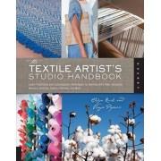 The Textile Artist's Studio Handbook by Visnja Popovic