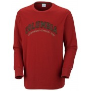 Columbia Pulóver Valley View Long Sleeve Tee