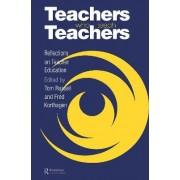 Teachers Who Teach Teachers by Tom Russell
