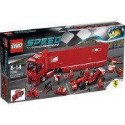 LEGO Speed Champions F14 T & Scuderia Ferrari Truck - 75913