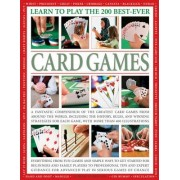 Learn to Play the 200 Best-ever Card Games by Jeremy Harwood