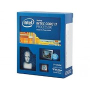 Intel Haswell E Processeur Core I7-5820K 3.50GHz 15Mo Cache Socket 1056 Boîte (BX80648I75820K)