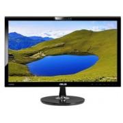 """Monitor LED Asus 21.5"""" VK228H, Full HD, HDMI, DVI-D + Ventilator de birou Esperanza EA149K, USB, 2.5W (Negru)"""