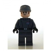 Lego Minifigure - Imperial Officer (75055)