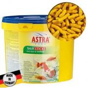 ASTRA TEICH STICKS 10 l plovoucí peletové krmivo