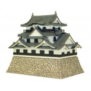 Sankei 1/300 Castles Series Hikone Castle (Mk04-04) Sankei