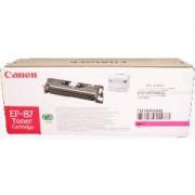Тонер касета за Canon (EP-87 M) LBP-2410, червен (CR7431A003AA)