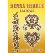 Henna Hearts Tattoos by Anna Pomaska