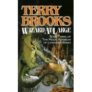 Wizard at Large 3 by T Brooks