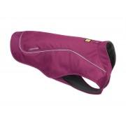 Overcoat vízálló lila kutyakabát S méret