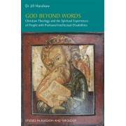 God Beyond Words: Christian Theology and the Spiritual Experiences of People with Profound Intellectual Disabilities