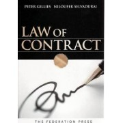Law of Contract by Peter Gillies