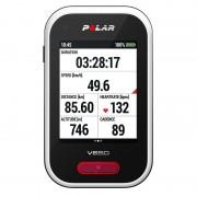 Polar V650 Fahrradcomputer schwarz/weiß GPS