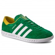 Обувки adidas - Hamburg BB5299 Green/Ftwwht/Eqtyel