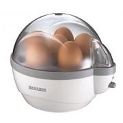 Severin 3051 - Cuece Huevos 400 W Blanco Trasparente