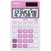 Calcolatrice Tascabile Sl-300Nc Casio - Rosa - Sl-300Nc-Pk - 309397 - Casio