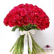Buchet 101 trandafiri Hot Passion BF069