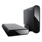 FANTEC DB-ALU3e - Boitier externe - 3.5 - SATA 1.5Gb/s - eSATA 3Gb/s, USB 3.0 - noir