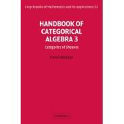 Handbook of Categorical Algebra: v. 3 by Francis Borceux