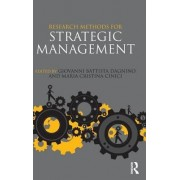 Research Methods for Strategic Management by Giovanni Battista Dagnino