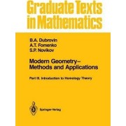 Modern Geometry-Methods and Applications by B. A. Dubrovin