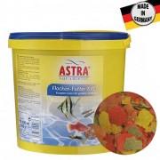 ASTRA FLOCKEN-FUTTER XXL 10 l / 2.000g krmivo z veľkých vločiek pre veľké druhy akvariových rýb