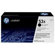 Cartus Toner original HP Q7553X Black, HP LaserJet P2014 / P2015 / P2015dn / P2015n / P2015x / M2727nf / M2727nfs Q7553X