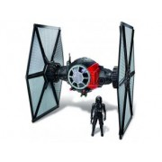 Star Wars Episode VII Class II Deluxe Vehicle with Figure Figura 2015 1st Order Special Forces TIE Fighter Hasbro