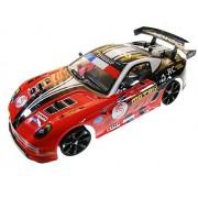 Drift RC Car 1:10 25 kilometros desviación de la fórmula 45cm deportes control de radio de coche / h de alta calidad + cargador terrano