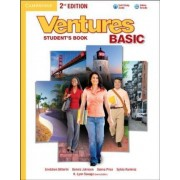 Ventures Basic Student's Book with Audio CD by Gretchen Bitterlin