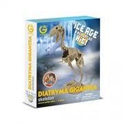Geoworld-ICE AGE EXCAVATION KIT - DIATRYMA GIGANTEA