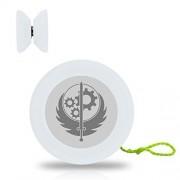 New Style Fallout YoYo Ball Professional Responsive Yo-Yo Bearing Spinning Ball String Spin Toys-White