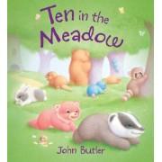 Ten in the Meadow by John Butler