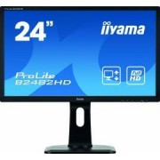 Monitor LED 24 IIyama Prolite B2482HD-B1 5ms Negru Full HD