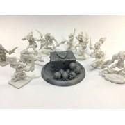 Kobold Goblin Treasure Chest Minion Army Bundle - Goblins (6)