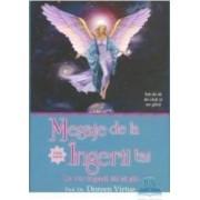 Mesaje De La Ingerii Tai - Set De 44 De Carti Si Un Ghid - Doreen Virtue